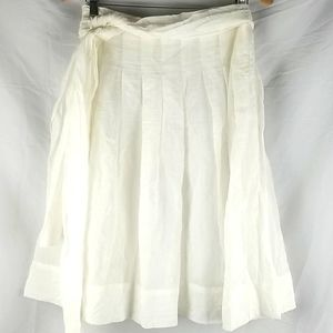 Crea Concept Gorgeous A-line Pleated Skirt Size 8